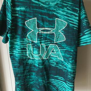 アンダーアーマー(UNDER ARMOUR)のスポーツウェア Tシャツ(ウェア)