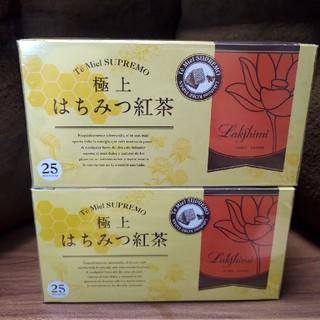ラクシュミー 極上 はちみつ紅茶 2箱セット(茶)