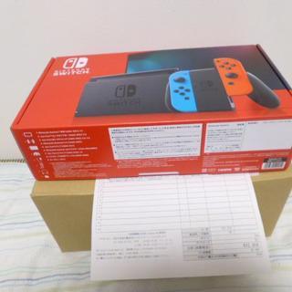 任天堂 - 【新モデル】 Nintendo Switch 任天堂 ニンテンドースイッチ本体