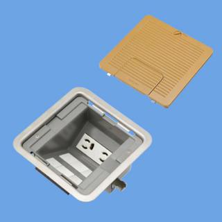 パナソニック(Panasonic)のPanasonic マルチフロアコン電源用器具ユニット 床用配線器具(その他)