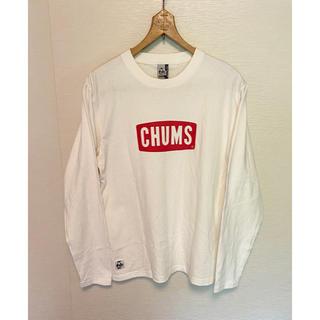 CHUMS - チャムス CHUMSロゴ ロングTシャツ