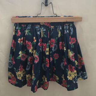 グローバルワーク(GLOBAL WORK)のギャザーボリューム スカート  インナーパンツ付き(スカート)