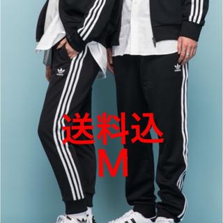 adidas - Mサイズ【新品未使用】adidas originals トラックパンツ 黒