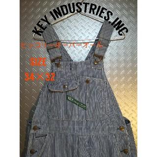 key industries.inc キー ヒッコリーオーバーオール(その他)