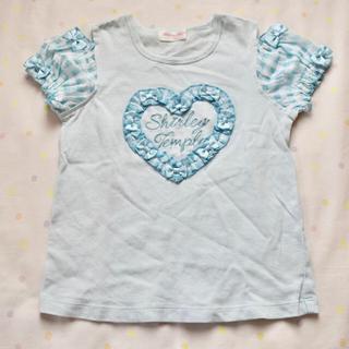 シャーリーテンプル(Shirley Temple)のギンガム チェック Tシャツ(Tシャツ/カットソー)