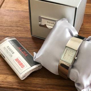 アルバ(ALBA)のSEIKO ALBA DEUAウォッチ silver(腕時計)