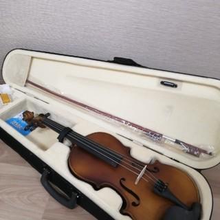 ヴァイオリン ブラウン マット(ヴァイオリン)