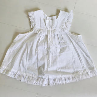 ベビーディオール(baby Dior)の80センチ チュニック(シャツ/カットソー)