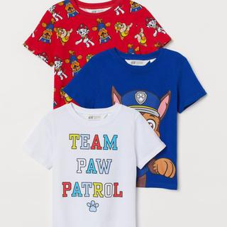 エイチアンドエム(H&M)のパウパトロール Tシャツ (Tシャツ/カットソー)