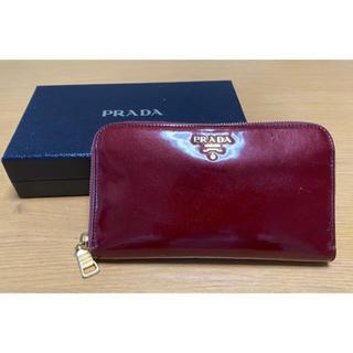 プラダ(PRADA)のPRADA財布(長財布)