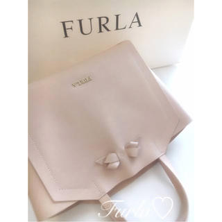 Furla - FURLA♡完売リボントートバッグ 美品