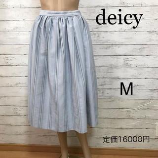 デイシー(deicy)のデイシー ガーリーふんわりスカート M(ひざ丈スカート)