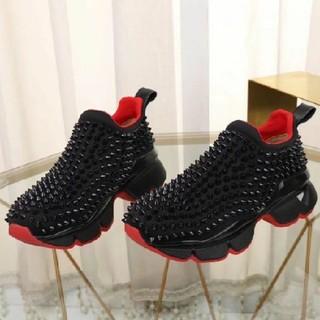Christian Louboutin - 最高品質!クリスチャンルブタンスニーカー靴