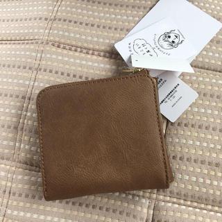 シマムラ(しまむら)のプチプラのあや 二つ折り財布(財布)