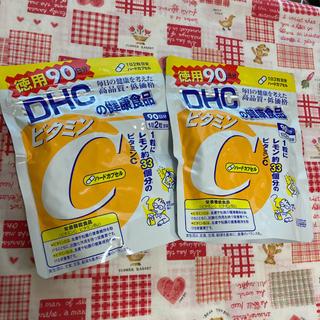 ディーエイチシー(DHC)のDHC ビタミンC (ハードカプセル) 90日分 2袋(ビタミン)