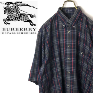 バーバリー(BURBERRY)のバーバリー プローサム☆【超レア】90s USA製 BDシャツ(シャツ)