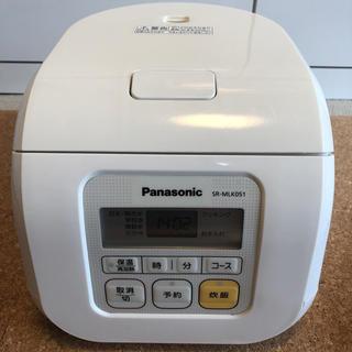 パナソニック(Panasonic)の炊飯器 三合 Panasonic(炊飯器)