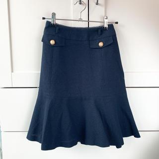 LAISSE PASSE - 新品タグ付きのレッセパッセのマーメイドスカート