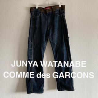 ジュンヤワタナベコムデギャルソン(JUNYA WATANABE COMME des GARCONS)のリーバイス ジュンヤワタナべ コムデギャルソン デニム 再構築(デニム/ジーンズ)