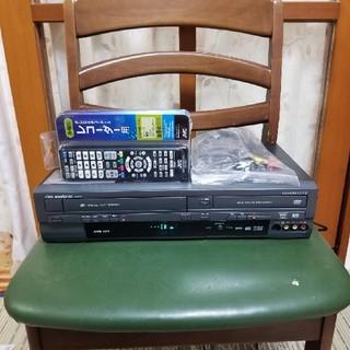 13年超美品!DXアンテナVHS/DVDレコーダーDXR-160V(DVDレコーダー)