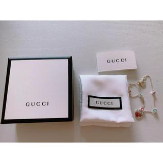 グッチ(Gucci)のグッチ GUCCI アクセサリー BLIND FOR LOVEブレスレット(ブレスレット/バングル)