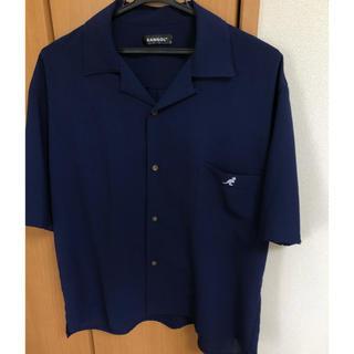 KANGOL - カンゴール  オープンシャツ