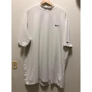ナイキ(NIKE)の【送料無料】NIKEモックネックtシャツ(Tシャツ/カットソー(七分/長袖))