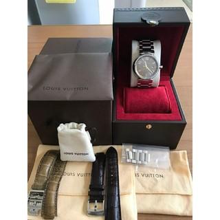 ルイヴィトン(LOUIS VUITTON)のLOUIS VUITTON タンブール 腕時計(腕時計(アナログ))