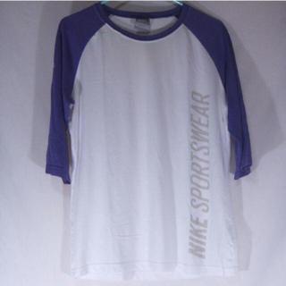 ナイキ(NIKE)のNIKEラグラン(Tシャツ(長袖/七分))