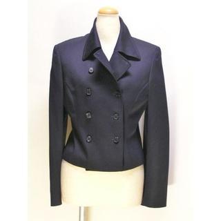 カルバンクライン(Calvin Klein)のG542  カルバンクライン紺3WEYジャケット2超美品 (テーラードジャケット)