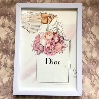 ディオール(Dior)の✩⡱フォトフレーム アートポスター  Dior3(フォトフレーム)
