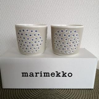 marimekko - マリメッコ ラテマグ ペア ②