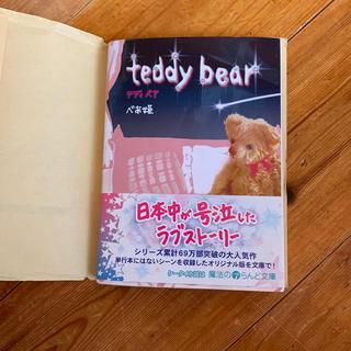 Teddy bear(文学/小説)