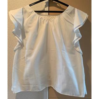 クチュールブローチ(Couture Brooch)のCouture Brooch クチュールブローチ レースブラウス Sサイズ(シャツ/ブラウス(半袖/袖なし))