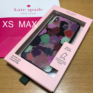 ケイトスペードニューヨーク(kate spade new york)の新品 ケイトスペード iPhoneXS MAXケース(モバイルケース/カバー)