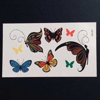 *まとめ割あり * 防水タトゥーシール[ various Butterfly ](その他)