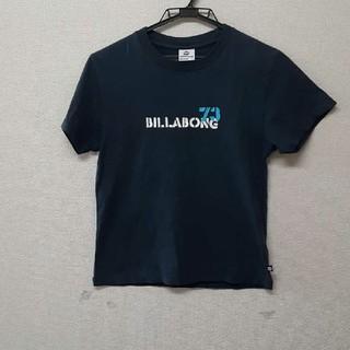 ビラボン(billabong)のbillabongの紺色Tシャツ sizeS(Tシャツ/カットソー(半袖/袖なし))