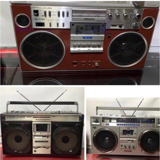 ビクター(Victor)のラジカセ3台 TRK-8600 、RC-M70、GF-505専用(ラジオ)