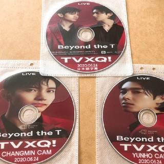 トウホウシンキ(東方神起)の東方神起 Beyond LIVE DVD  3枚セット(その他)