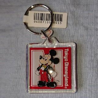 Disney - TDL ミッキー キーホルダー 新品 ディズニー TDR TDS