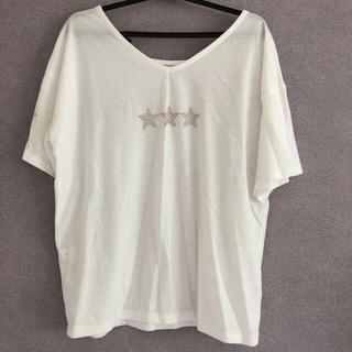 ヴィス(ViS)のTシャツ(Tシャツ/カットソー(半袖/袖なし))
