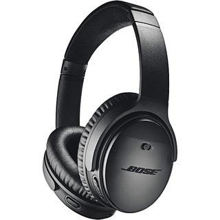 ボーズ(BOSE)の【ブラック】Bose QuietComfort 35 wireless head(ヘッドフォン/イヤフォン)