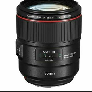 キヤノン(Canon)の【miiko様専用】キヤノン EF85F1.4LISUSM(レンズ(単焦点))
