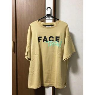 FACETASM - facetasm  18ss オーバーサイズTシャツ