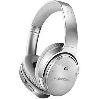 ボーズ(BOSE)の【シルバー】Bose QuietComfort 35 wireless head(ヘッドフォン/イヤフォン)