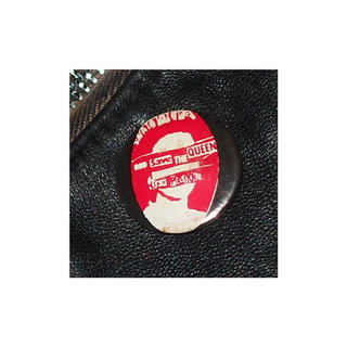 ▪️70's【SEX PISTOLS】VINTAGE BADGE④