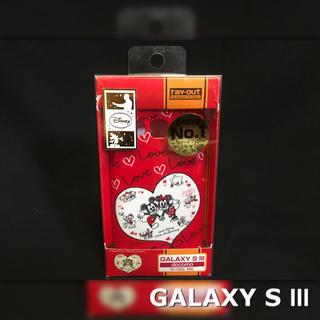 ギャラクシー(Galaxy)のGALAXY S Ⅲ ディズニー スマホカバー ケース(Androidケース)