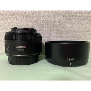 キヤノン(Canon)のCanon EF50mm f1.8STM(レンズ(単焦点))