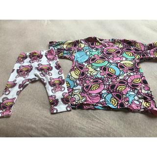 ヒステリックミニ(HYSTERIC MINI)のレギ80Tシャツ90(Tシャツ/カットソー)