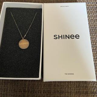 シャイニー(SHINee)のSHINee ネックレス 非売品(アイドルグッズ)
